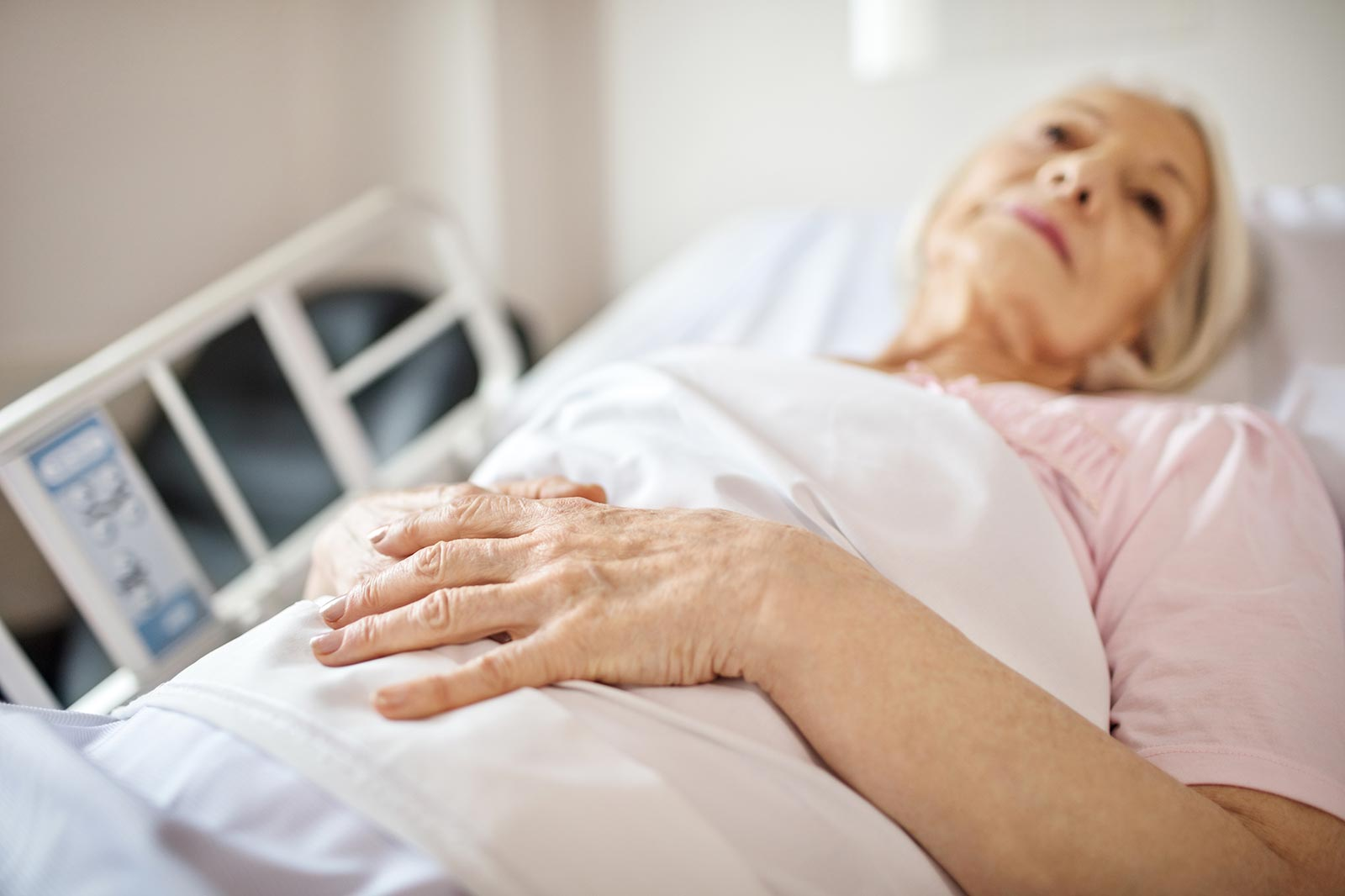 Versorgung Vulnerable Patientin