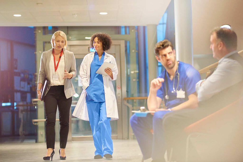Krankenhausplanung