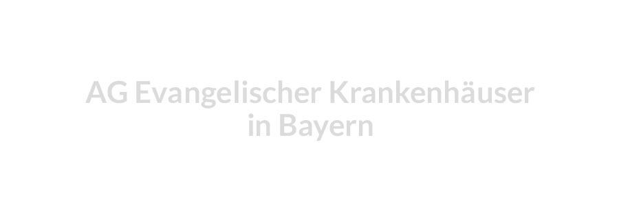 AG Evangelische Krankenhäuser in Bayern