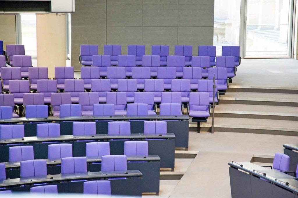 Politik Plenarsaal