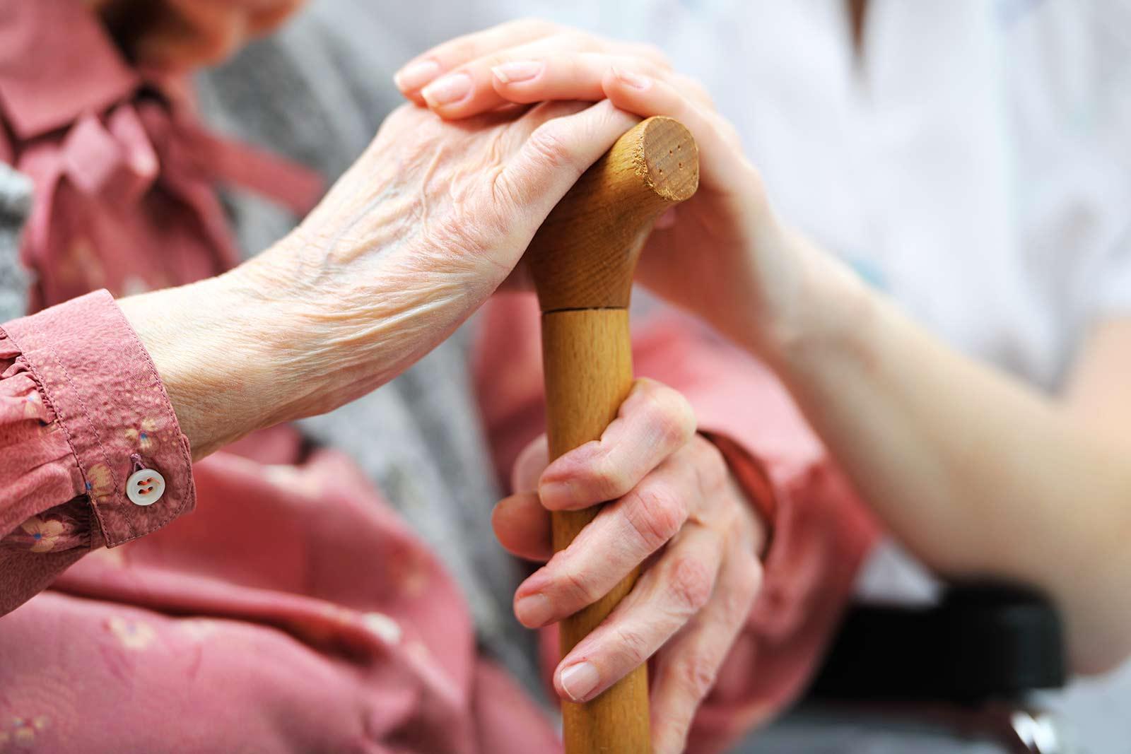 Hochbetagte Ältere